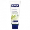Nivea kézkrém pure-natural unisex 100 ml